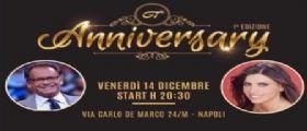 GT ANNIVERSARY il Charity Gala ideato da Florio e Albano a Napoli.