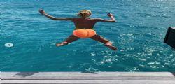 Porta fortuna! Fedez e Chiara Ferragni tutti nudi a Bora Bora