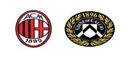 Milan-Udinese Diretta tv Streaming e Online Gratis Serie A