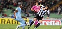 Lazio-Udinese Diretta tv Streaming e Online Gratis Serie A