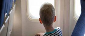 Parigi : Bimbo di 8 anni in aeroporto da 10 giorni