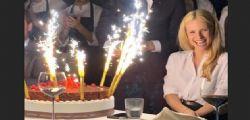 Un compleanno stellato! Michelle Hunziker compie 42 anni