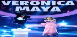 Veronica Maya senza veli a Tale e Quale Show : Sono imbarazzata e sconvolta dall'evento