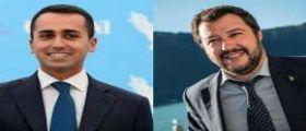 Matteo Salvini annuncia: Governo con il Pd. Mai e apre all