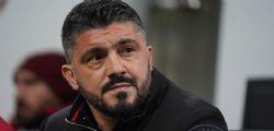 Milan Udinese- Gattuso : Siamo giovani e certe cose possono succedere