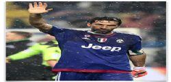 Juventus : In ritiro fino al derby