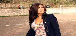Salerno : Marina Rinaldi è il primo Allenatore di calcio trans!