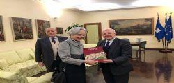 Presidente Vincenzo De Luca :  investimenti da parte di imprese tedesche nella nostra regione