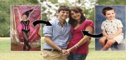 Katie Hill e Arin Andrews : Lui diventa lei, lei diventa lui e si innamorano