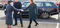 Royal baby : Kate Middleton in ospedale, è iniziato il travaglio
