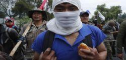 Ecuador, Il presidente ordina il coprifuoco dopo gli scontri