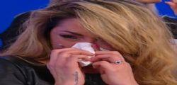 Si è chiusa in bagno! Ida Platano piange per Riccardo Guarnieri e lascia lo studio di Uomini e Donne