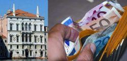 Regione Veneto : ex dirigente faceva la bella vita con i soldi publici
