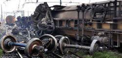 Linea Napoli-Salerno : esplosione in galleria, cinque feriti
