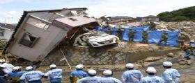 Giappone, salgono le vittime dell