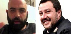 Matteo Salvini votato dalla camorra! Roberto Saviano tuona contro il Ministro