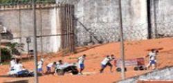 Sommossa in carcere Brasile : 26 vittime, diverse decapitate