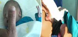 Giorgio Mastrota e Natalia Estrada sono diventati nonni: E