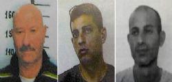 Carcere di Favignana : Catturati i 3 detenuti evasi Avolese - Scardino e Mangione