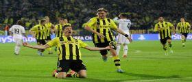 Il Borussia Dortmund annienta 4-1 il Real Madrid