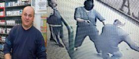 Vigonza : tabaccaio affronta bandito armato e lo mette in fuga