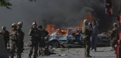 Kabul - Isis rivendica attentato : 90 morti