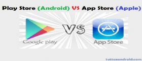 Play Store vs App Store : Android doppia i download di Apple, ma non è tutto oro per Google