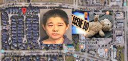 La mamma uccide il figlio di 5 anni... lo decapita e lo getta nel bidone