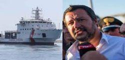 Caso Diciotti, Indagato Matteo Salvini : inviare atti a Catania
