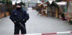 Attentato Berlino : nessuna traccia del tunisino 24enne che era alla guida del camion