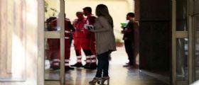 77enne non si accorge che manca la cabina in ascensore : Precipita nel vuoto dal sesto piano