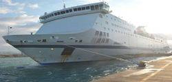 Porto Torres : trovato il cadavere di una turista nella stiva di una nave Tirrenia