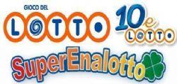 Ultima Estrazione del Lotto Superenalotto e 10eLotto n.138 di Oggi Martedì 18 Novembre 2014