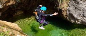 Udine : Escursionista rimane legato ad una corda e muore annegato