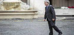 Presidente Pd Gentiloni : aprire i porti ai rifugiati