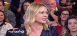 Anna Falchi: Io e Fiorello eravamo i Ferragnez