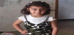 Riham muore a 5 anni per salvarla! La sorellina di 7 mesi è intrappolata sotto le macerie