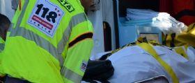 Udine : 49enne si cosparge di liquido infiammabile e si da fuoco