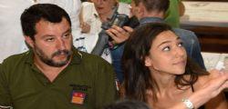 Si sono lasciati? Ecco come stanno le cose tra Matteo Salvini e Francesca Verdini
