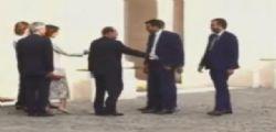 Centrodestra, summit tra Silvio Berlusconi e Matteo Salvini