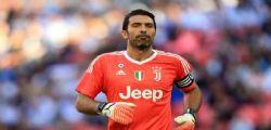 Gigi Buffon : Se la Juve vuole continuo a giocare!