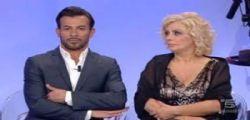 Uomini e Donne... Gianni Sperti schiaffeggia Tina Cipollari!