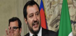 Matteo Salvini : Presidente Mattarella è come don Abbondio
