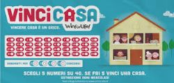 Estrazione VinciCasa Win for Life Classico Oggi Mercoledì 10 settembre 2014