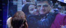 Patrizia Bonetti in lacrime al Grande Fratello, il messaggio del papà