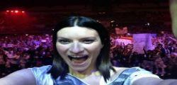 Laura Pausini Live a Faenza : 20 anni di carriera