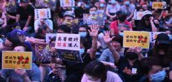 Hong Kong, ancora proteste e scontri