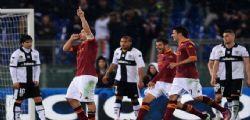 Roma Parma Streaming Live Diretta Partita e Online Gratis Serie A (Sospesa)