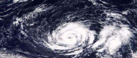 Uragano Ophelia verso l