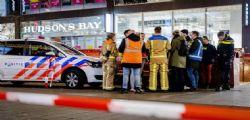 Olanda, accoltella passanti: vari feriti